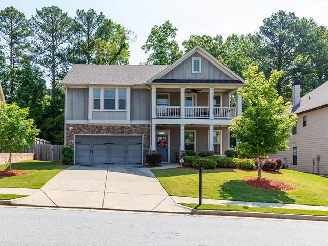 1009 Bar Harbor Place, Lawrenceville, GA 30044 (MLS #6730283) :: North Atlanta Home Team