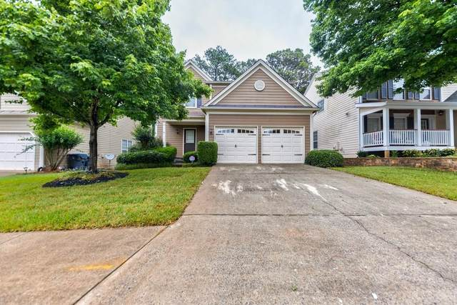 589 Lullingstone Drive, Marietta, GA 30067 (MLS #6730298) :: The Zac Team @ RE/MAX Metro Atlanta