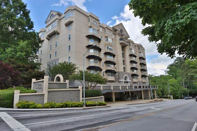2499 Peachtree Road NE #402, Atlanta, GA 30305 (MLS #6730314) :: RE/MAX Prestige