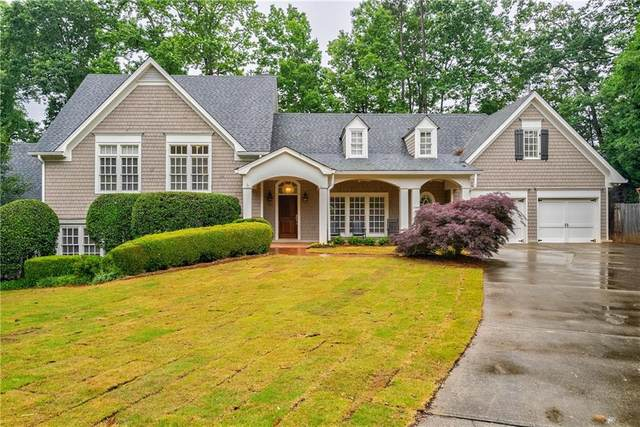 1010 Angelo Court NE, Atlanta, GA 30319 (MLS #6730317) :: RE/MAX Prestige