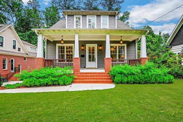 78 Clarendon Avenue, Avondale Estates, GA 30002 (MLS #6730318) :: The Zac Team @ RE/MAX Metro Atlanta