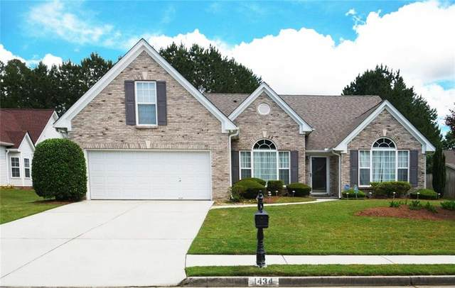 1434 Jernigan Bluff Bluff, Lawrenceville, GA 30045 (MLS #6730322) :: The Heyl Group at Keller Williams