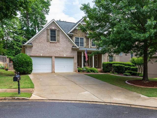 4159 Haynes Mill Court NW, Kennesaw, GA 30144 (MLS #6730324) :: Path & Post Real Estate