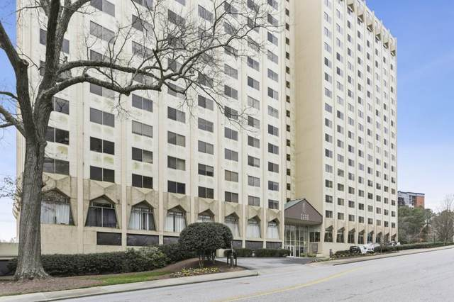 2479 Peachtree Road NE #516, Atlanta, GA 30305 (MLS #6730329) :: RE/MAX Prestige