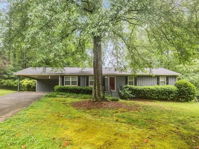 2108 Wood Court, Marietta, GA 30062 (MLS #6730354) :: The Zac Team @ RE/MAX Metro Atlanta