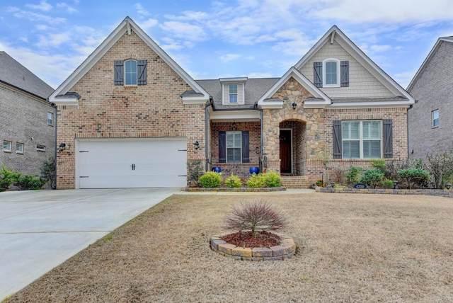 4250 Woodward Walk Lane, Suwanee, GA 30024 (MLS #6730358) :: Charlie Ballard Real Estate
