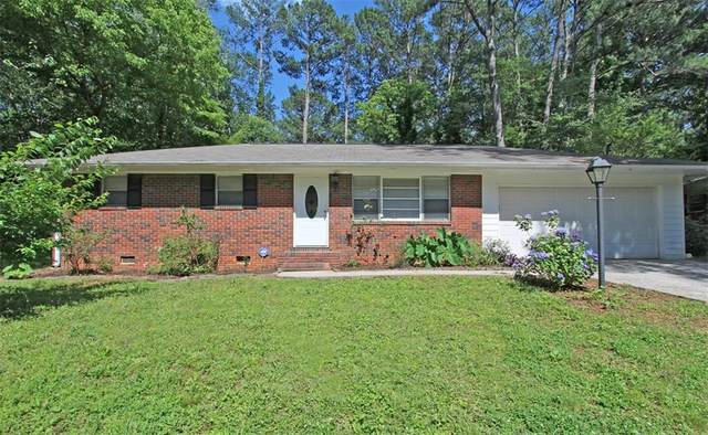 511 Oriole Drive SE, Marietta, GA 30067 (MLS #6730372) :: The Zac Team @ RE/MAX Metro Atlanta