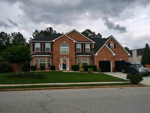 570 Buckingham Terrace, Fairburn, GA 30213 (MLS #6730387) :: North Atlanta Home Team