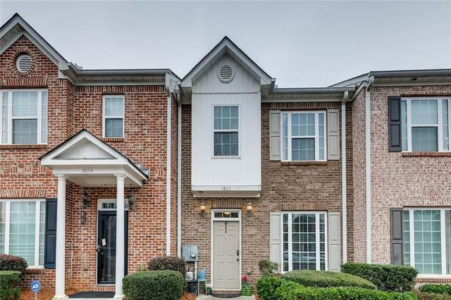 1802 Heights Circle NW, Kennesaw, GA 30152 (MLS #6730397) :: Kennesaw Life Real Estate