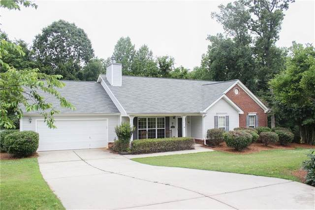 237 Silver Bell Road, Jefferson, GA 30549 (MLS #6730416) :: Good Living Real Estate