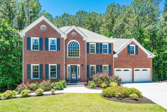 587 Braidwood Circle NW, Acworth, GA 30101 (MLS #6730418) :: Thomas Ramon Realty