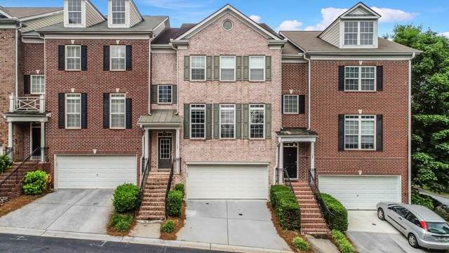 132 Wetherbrooke Lane #3, Smyrna, GA 30082 (MLS #6730421) :: Kennesaw Life Real Estate