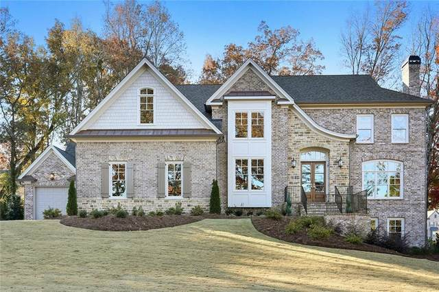 2272 Pan Am Lane, Marietta, GA 30062 (MLS #6730428) :: The Zac Team @ RE/MAX Metro Atlanta