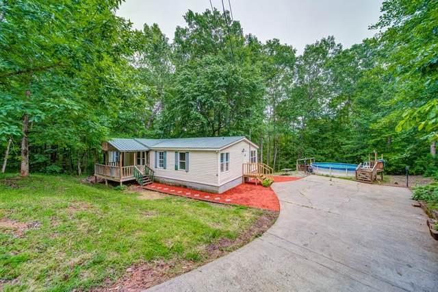 207 Maple Ridge Lake Drive, Dawsonville, GA 30534 (MLS #6730430) :: The Hinsons - Mike Hinson & Harriet Hinson