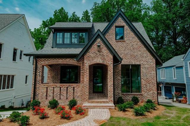 760 Ponce De Leon Terrace NE, Atlanta, GA 30306 (MLS #6730439) :: North Atlanta Home Team