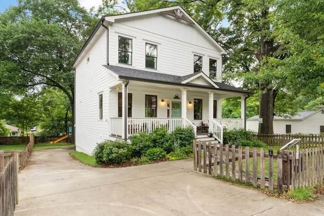 980 Rice Street NW, Atlanta, GA 30318 (MLS #6730459) :: RE/MAX Prestige