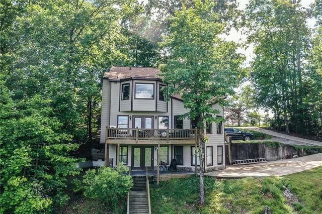 374 Creek Bank Drive, Talking Rock, GA 30175 (MLS #6730489) :: Charlie Ballard Real Estate