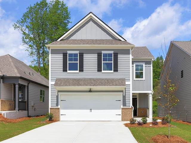 6816 Lake Overlook Lane, Flowery Branch, GA 30542 (MLS #6730490) :: Thomas Ramon Realty