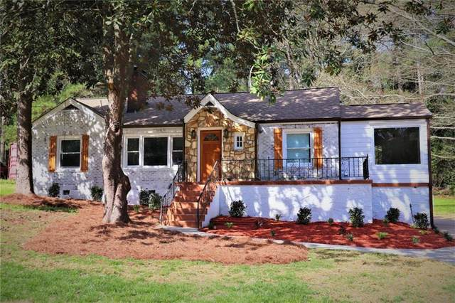 1577 Pinehurst Drive SW, Atlanta, GA 30311 (MLS #6730504) :: The Butler/Swayne Team