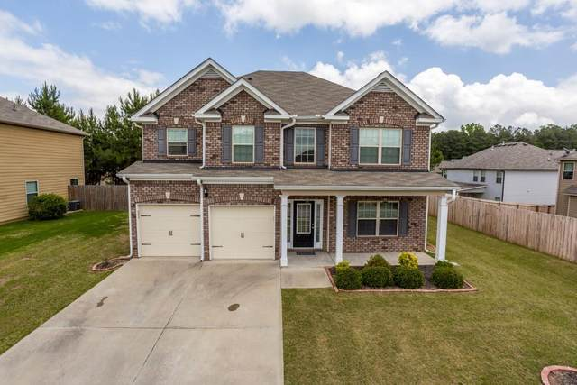32 Fall Creek Lane, Dallas, GA 30132 (MLS #6730509) :: The Justin Landis Group