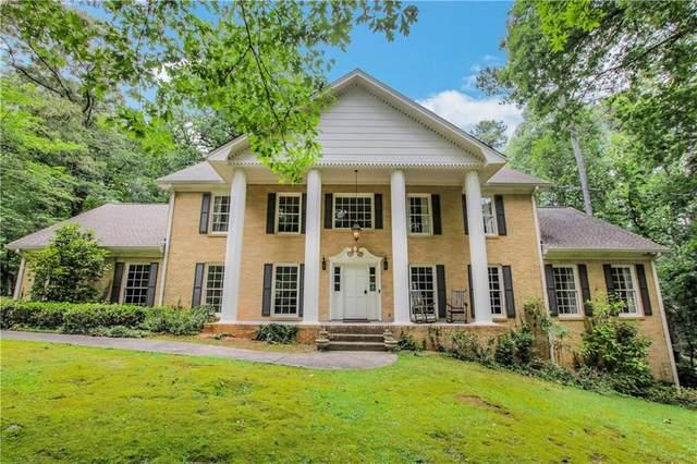 1965 Musket Court, Smoke Rise, GA 30087 (MLS #6730513) :: Charlie Ballard Real Estate