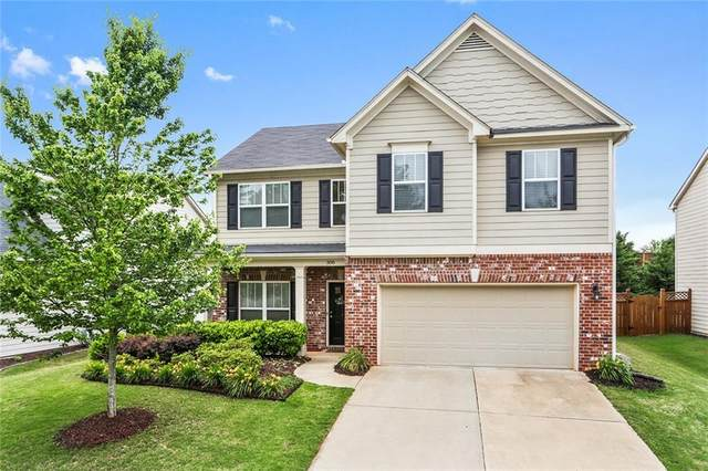 308 Hamilton Way, Canton, GA 30115 (MLS #6730515) :: Compass Georgia LLC