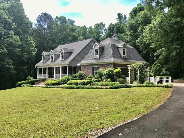 473 P J Roberts Road, Jefferson, GA 30549 (MLS #6730518) :: Good Living Real Estate