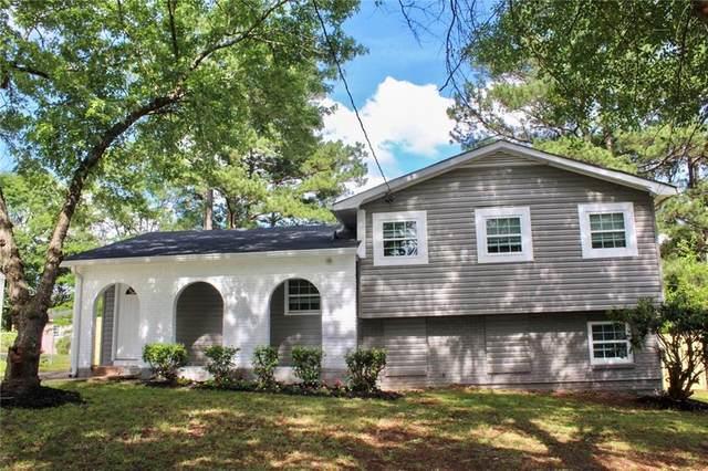 6362 Veracruse Drive, Morrow, GA 30260 (MLS #6730523) :: Charlie Ballard Real Estate