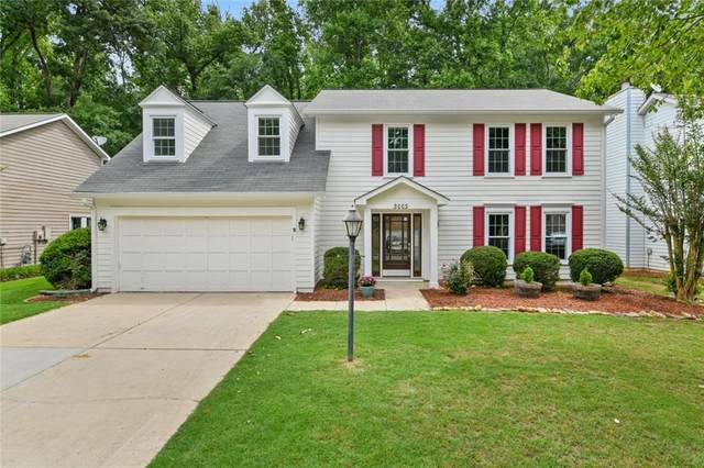 3005 Abbotts Pointe Drive, Duluth, GA 30097 (MLS #6730545) :: The Butler/Swayne Team