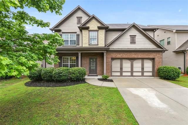 911 Upland Ives Drive, Sugar Hill, GA 30518 (MLS #6730558) :: Charlie Ballard Real Estate