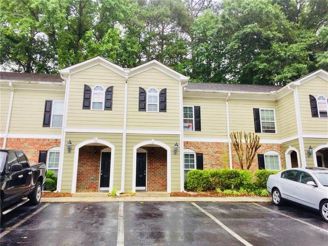 412 Summer Place, Norcross, GA 30071 (MLS #6730560) :: The Cowan Connection Team