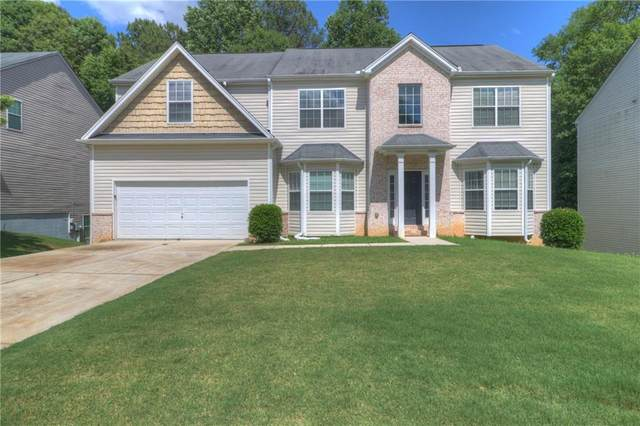 6158 Sable Fox Drive, Riverdale, GA 30296 (MLS #6730569) :: Good Living Real Estate