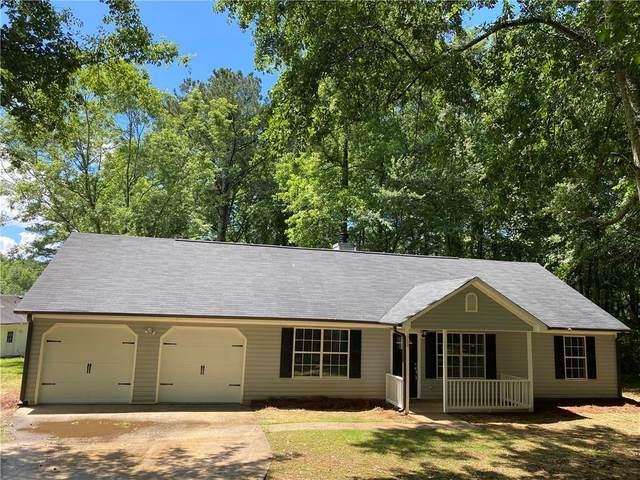 360 4th Street, Newnan, GA 30263 (MLS #6730588) :: Path & Post Real Estate