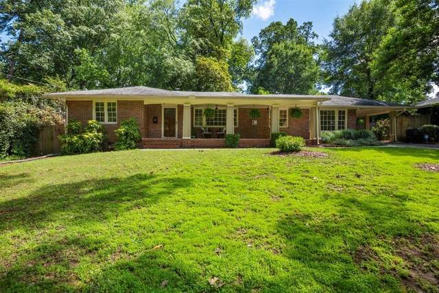 2185 W Ponce De Leon Avenue, Decatur, GA 30030 (MLS #6730603) :: The Heyl Group at Keller Williams