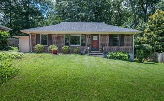 850 Gardenia Lane, Decatur, GA 30033 (MLS #6730631) :: Good Living Real Estate