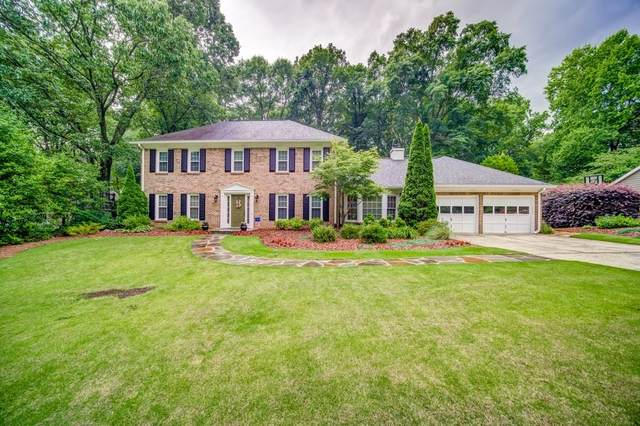 3484 Turtle Cove Court SE, Marietta, GA 30067 (MLS #6730639) :: The Zac Team @ RE/MAX Metro Atlanta