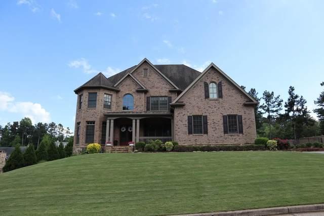 1205 Hamilton Estates Drive NW, Kennesaw, GA 30152 (MLS #6730672) :: Path & Post Real Estate