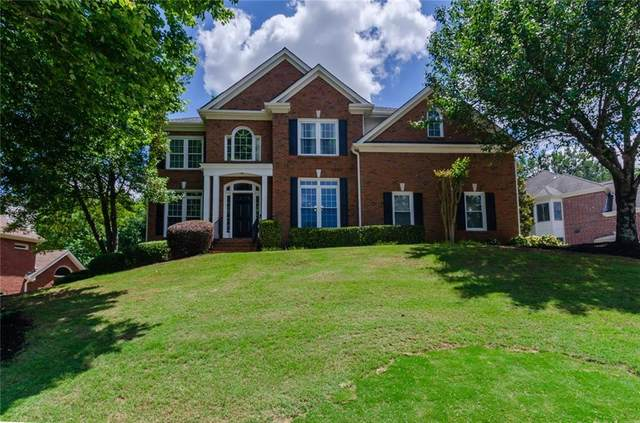 3505 Grove Park Drive, Peachtree Corners, GA 30096 (MLS #6730675) :: The Heyl Group at Keller Williams