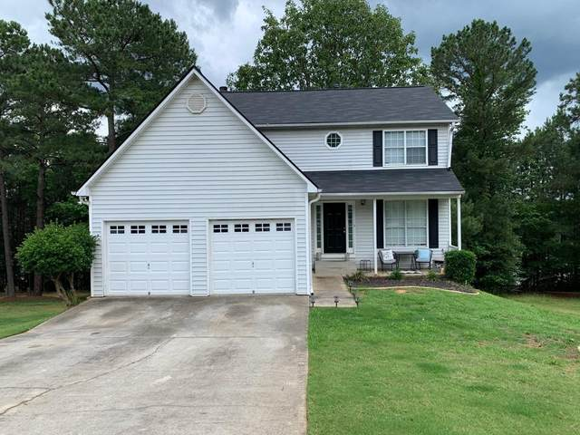304 Players Circle, Fayetteville, GA 30215 (MLS #6730690) :: Vicki Dyer Real Estate
