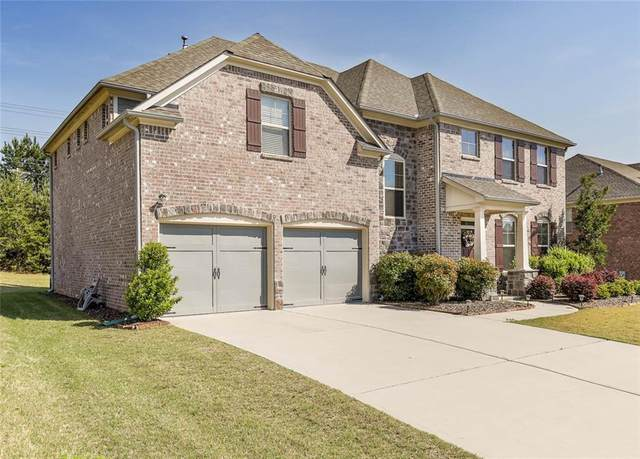 1460 Sunnys Halo Drive, Suwanee, GA 30024 (MLS #6730696) :: Vicki Dyer Real Estate
