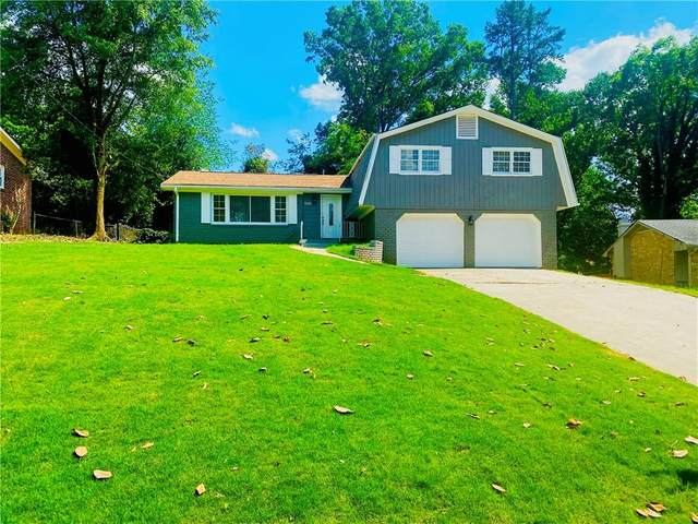 4033 Stoneview Circle, Stone Mountain, GA 30083 (MLS #6730700) :: North Atlanta Home Team