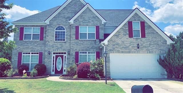 2303 Shady Maple Lane, Loganville, GA 30052 (MLS #6730704) :: Keller Williams Realty Cityside