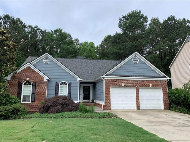 239 Thunder Ridge Drive, Acworth, GA 30101 (MLS #6730707) :: The Butler/Swayne Team
