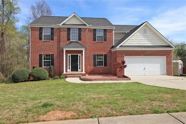 905 Center Bay Drive, Villa Rica, GA 30180 (MLS #6730711) :: Charlie Ballard Real Estate