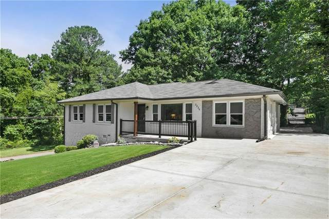 2226 Alpha Drive, Decatur, GA 30032 (MLS #6730721) :: The Zac Team @ RE/MAX Metro Atlanta