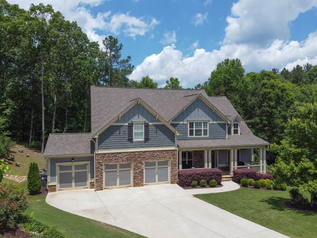 191 Lullwater Lane, Dallas, GA 30132 (MLS #6730735) :: Dillard and Company Realty Group