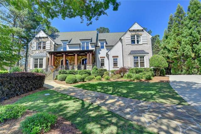 908 Middle Fork Trail, Suwanee, GA 30024 (MLS #6730779) :: Kennesaw Life Real Estate