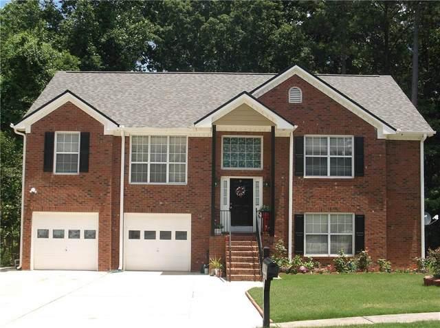 370 Oak Vista Court, Lawrenceville, GA 30044 (MLS #6730803) :: The North Georgia Group