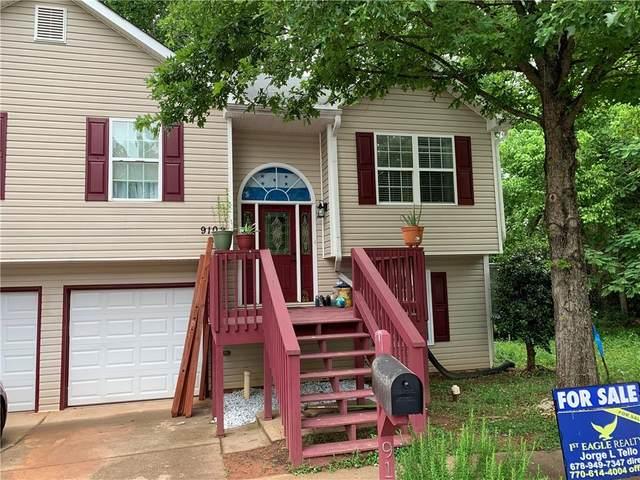 9102 Jefferson Village Drive SW, Covington, GA 30014 (MLS #6730804) :: Path & Post Real Estate