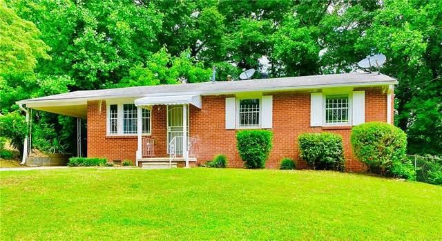 893 Fairburn Road NW, Atlanta, GA 30331 (MLS #6730820) :: The Heyl Group at Keller Williams
